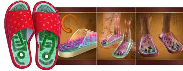 sandal terapi kesehatan tanpa dipijat imperial doctor sandal