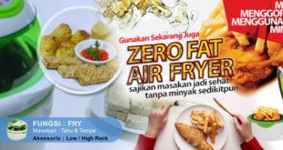 alat-masak-menggoreng-tanpa-minyak-zero-fat-air-fryer