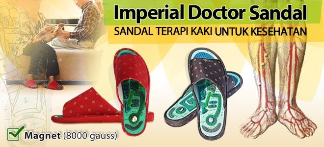 Sandal Terapi Imperial Doctor Sandal