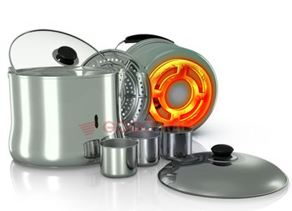 alat masak hemat gas izzy cook