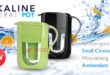 alkaline water mineral pot air alkali