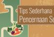 tips sederhana menjaga pencernaan tetap sehat