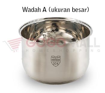 alat masak modern vitacook wadah a