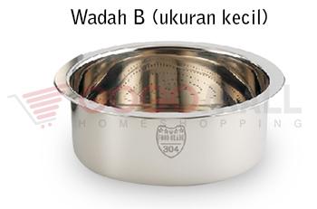 alat masak modern vitacook wadah c