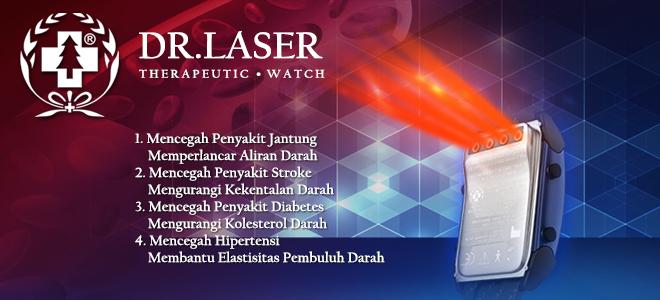 Dr Laser Jam Tangan Laser Terapi Berkualitas