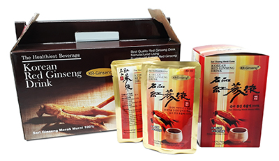 ginseng merah korea korean red ginseng drink