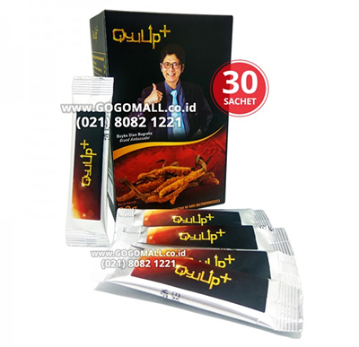 qyu up plus suplemen herbal pria box