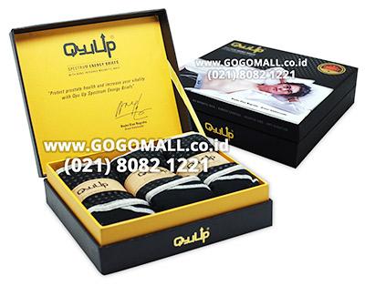 qyu up premium celana dalam terapi box