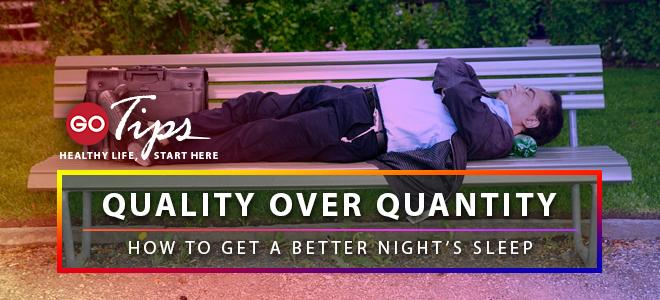 GO-Tips: 10 Cara Tingkatkan Kualitas Tidur pada Malam Hari