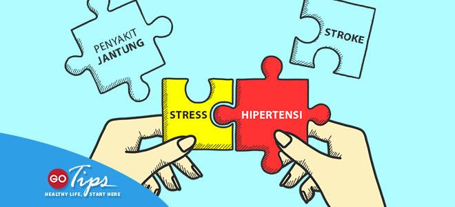 Stress dan Tekanan Darah Tinggi: Apa Hubungannya?