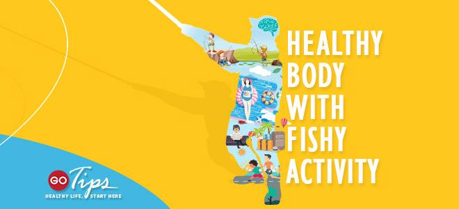 GO-Tips: 8 Manfaat Memancing bagi Kesehatan