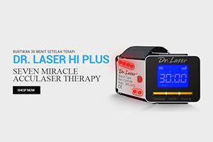 Cara Aktivasi Garansi Dr Laser | Garansi Seumur Pakai!