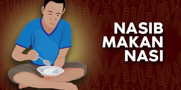 Nasib Makan Nasi