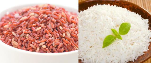 Nasi Merah dan Nasi Putih, Mana Lebih Baik?
