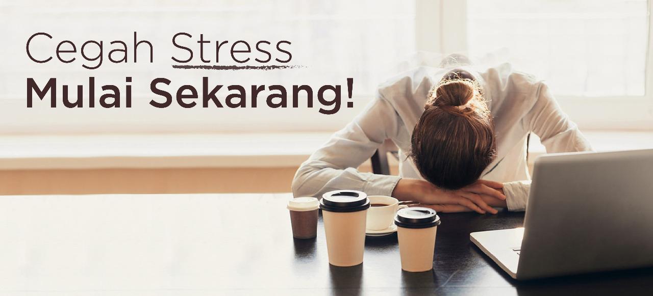 Benarkah Stress Mampu Tingkatkan Risiko Berbagai Penyakit?